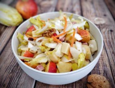 Salade rustique d'endives